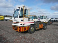 Used Terberg YT182 Yard Shunters.  Hire, lease and purchase options available. Part ex welcome.